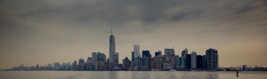 Manhattan panoramic