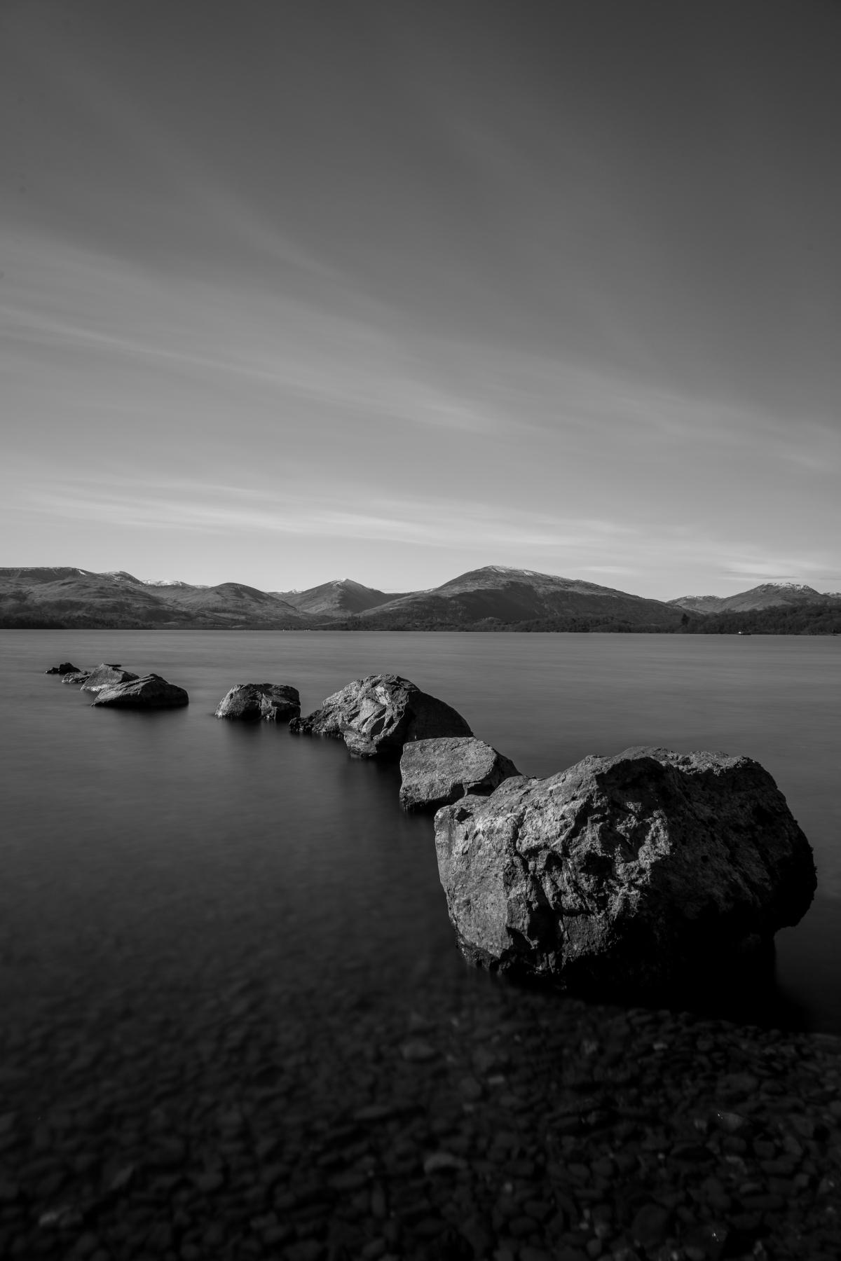 Loch Rocks -D-0166